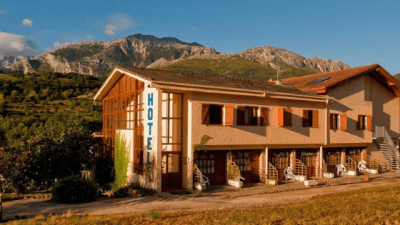 hotel perros asturias