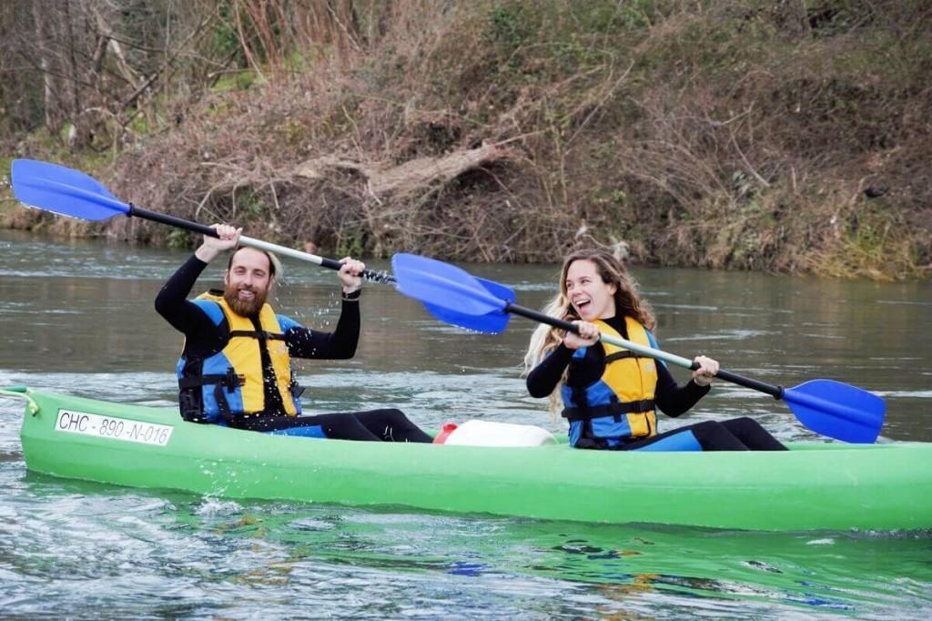 canoa doble
