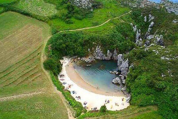 playas asturias