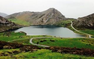 Información de acceso a Lagos de Covadonga