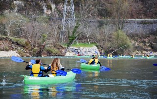 FREQUENTLY ASKED QUESTIONS ABOUT THE DESCENT OF THE RIVER SELLA IN CANOA